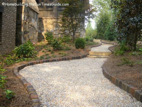 walkway edging material brick garden edging smalltowndjs com