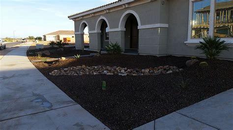 table mesa brown rock arizona desert landscape design