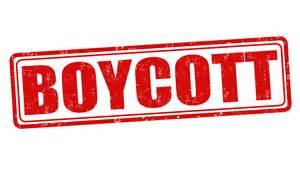 Image result for boycott