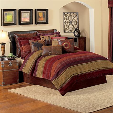 bed bath and beyond bedspreads and quilts croscill 174 plateau comforter set bed bath beyond