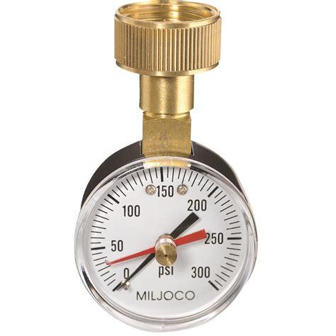 water pressure meter water pressure gempler s 3360