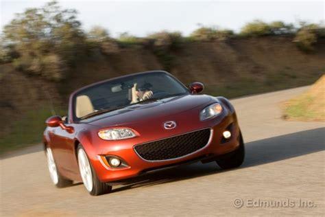 2009 Mazda Mx-5 Miata Grand Touring Road Test