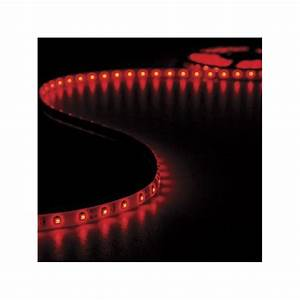 Ruban Led Rouge : ruban led rouge 12v 10mm x 5m adh sif 300 leds ip61 35 ~ Edinachiropracticcenter.com Idées de Décoration