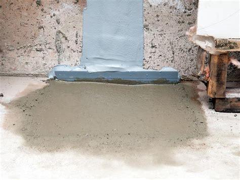 Flexispan Crack Repair For Leaking Basement Walls, Repair