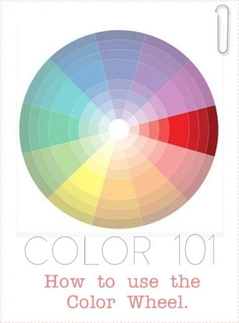 color 101 how to use the color wheel diy home decor