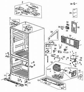 Samsung Double Door Refrigerator Circuit Diagram