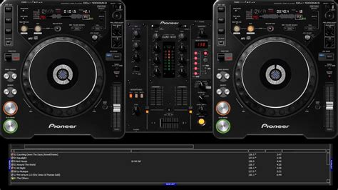 Pioneer Wallpaper Virtual Dj  Wallpapers  Dj Deck By