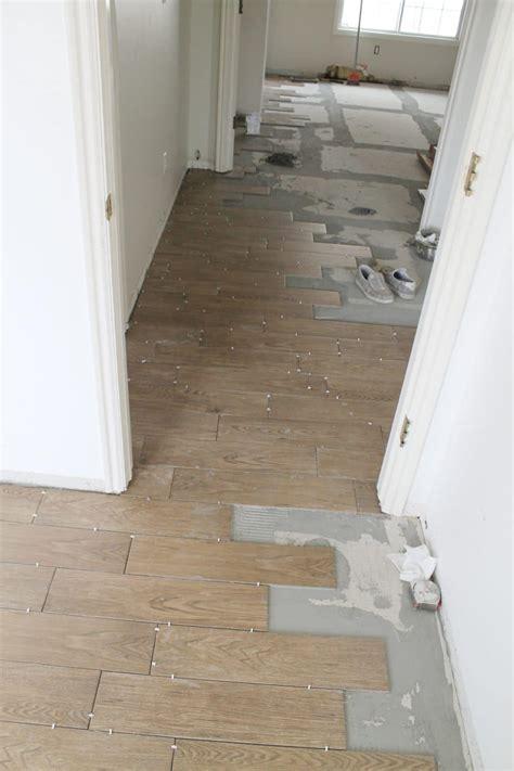 faux wood tile flooring tips for achieving realistic faux wood tile chris