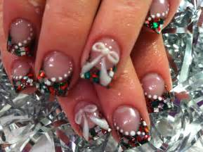 Special nail art designs for christmas uk