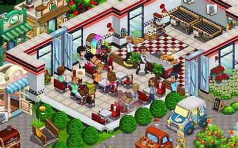 chefville le jeu de zynga sur la cuisine socialgameblog