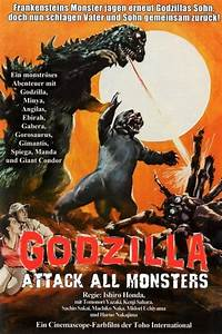 Godzilla: Attack All Monsters (Film, 1969) - VODSPY