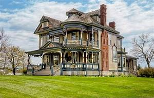 Old Victorian House Design Ideas, gothic revival house