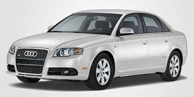 2008 Audi A4 Sedan 4d 20t Sline Quattro Specs And