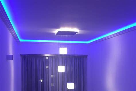 Indirekte Led Beleuchtung Mit Stuckleisten, Lichtvouten