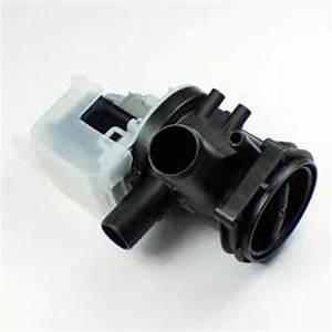 00144489 Bosch Washer Water Drain Pump