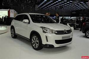 Citroën C4 Aircross Business : photo collection citroen c4 aircross 18 ~ Gottalentnigeria.com Avis de Voitures