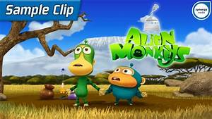 Production Report Sample Alien Monkeys Sample Clip Youtube