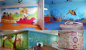 Play school decor idea
