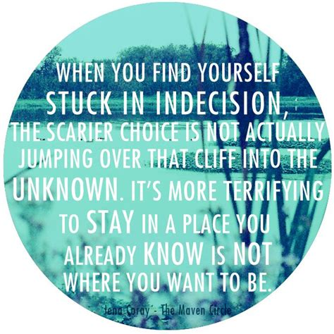 Stuck At A Crossroads Quotes