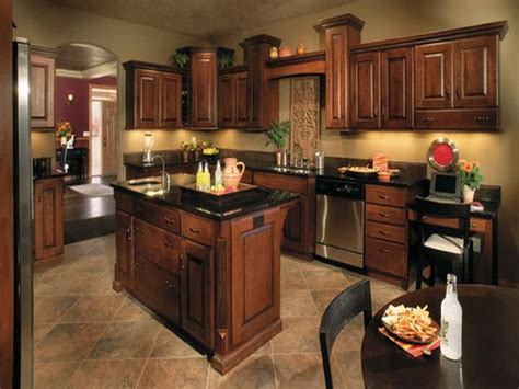 dark oak kitchen cabinets paint colors for kitchens with dark cabinets dark