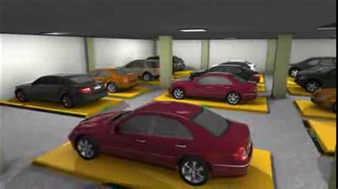 Fata Puzzle Automated Parking System