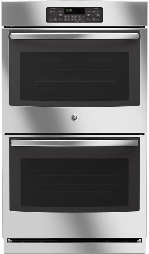 ge  stainless built  double wall oven jtsfss