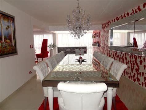 fotos de salas  comedores modernos decoracion de cocinas