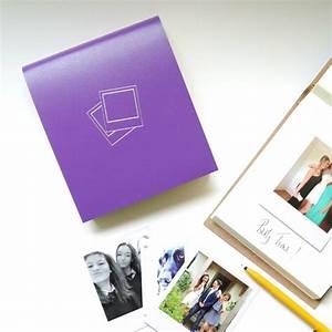 Album Photo Polaroid : polaroid photo album by begolden ~ Teatrodelosmanantiales.com Idées de Décoration