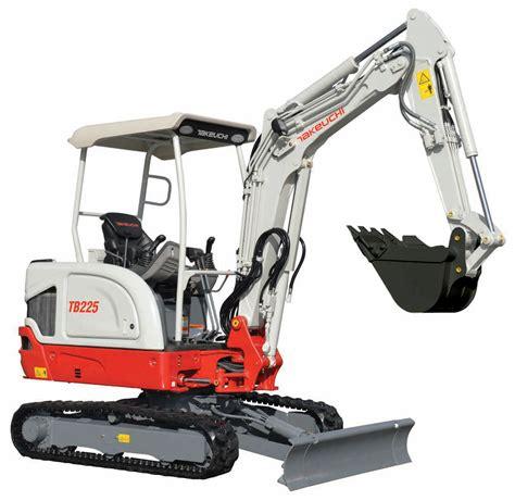 tb compact excavators products website takeuchi mfg