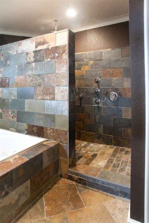 bathroom dop  bathtub combined  spacious wall