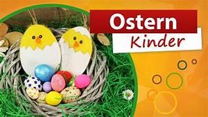 Basteln Zu Ostern : ostern kinder basteln einfache bastelidee osterk ken ~ Watch28wear.com Haus und Dekorationen