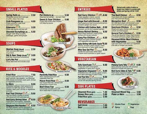 cuisine menu list restaurant menu printing services that will get the best