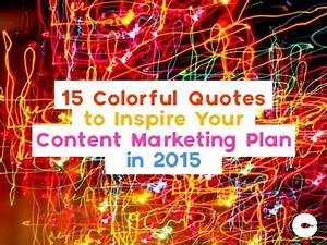 15 Colorful Quo... Colorful Future Quotes