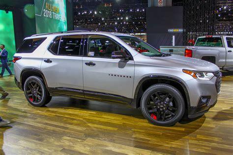 2018 Chevy Traverse Redline by 2019 Chevrolet Traverse Premier Redline 2019 2020 Chevy