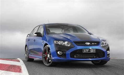 ford fpv gt   front photo kinetic color