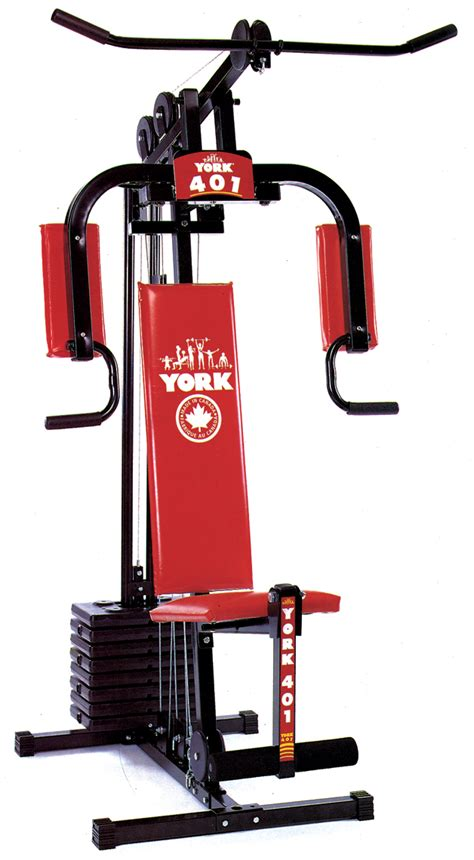 machines for home york 401 compact home equipment york barbell