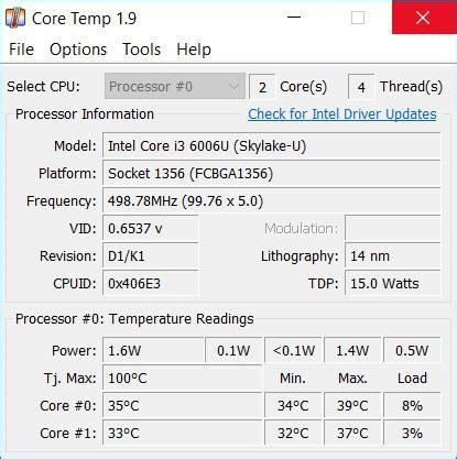 temp core cpu temperature monitor pc processor max forums coretemp overclock improve performance temperatures let pros cons quickly neowin discover