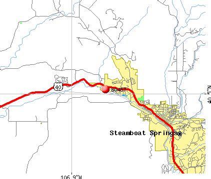 Steamboat Zip by Steamboat Springs Zip Code Map Zip Code Map