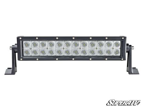 atv 12 quot led light bar for utvs