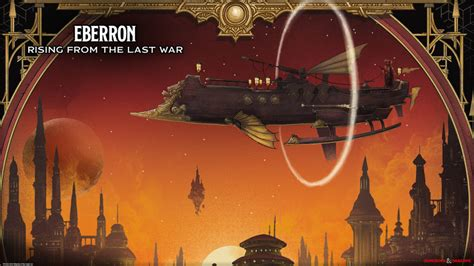 eberron war last rising overlay dungeons dragons adventure dnd setting embark unlike any torn