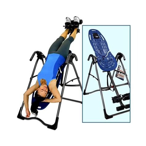 how does an inversion table work does the teeter inversion table really work designer