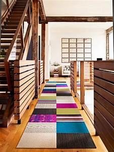 Teppich Landhausstil Blau : der patchwork teppich ein echtes kunstwerk ~ Markanthonyermac.com Haus und Dekorationen