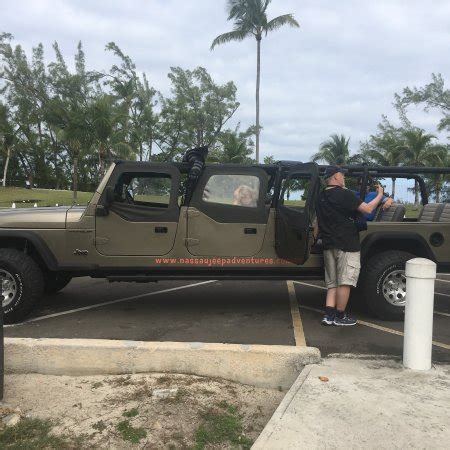 nassau jeep adventures