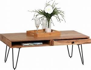 Couchtisch Holz Modern : couchtisch aus holz massivholz online kaufen otto ~ Markanthonyermac.com Haus und Dekorationen