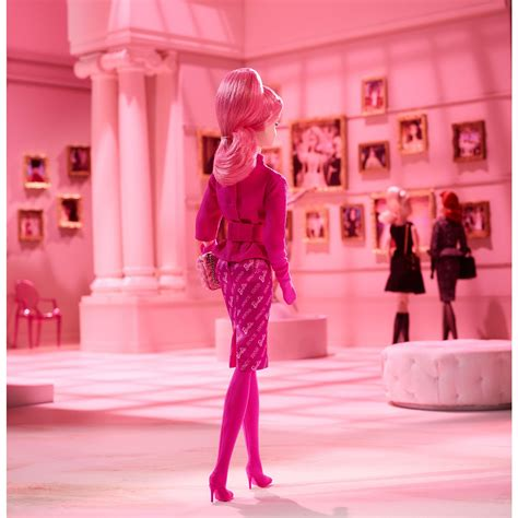 proudly pink barbie doll bfmc susans shop  dolls