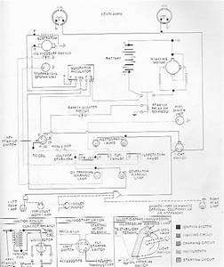 1964 Ford 2000 Tractor Wiring Diagram