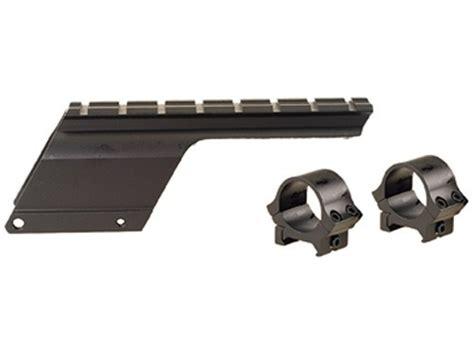 remington 870 mount saddle shotgun express gauge square lt matte rings finish ga loading midwayusa amazon