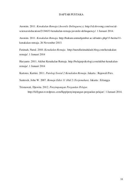 Contoh Daftar Pustaka Terjemahan - Toast Nuances