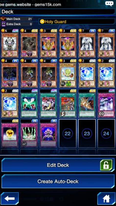 yugioh deck duel links deck recipe yugioh duel links gamea