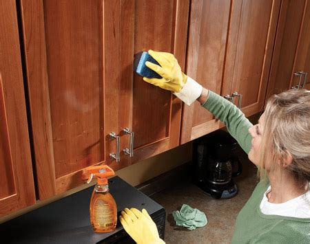 what to use to clean wood kitchen cabinets what to use to clean kitchen cabinets home furniture design 2250